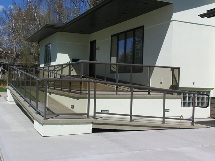 Custom railings Calgary